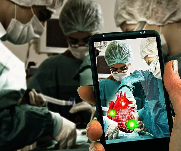 Augmented Reality and Healthcare in Oxford and Coventry for