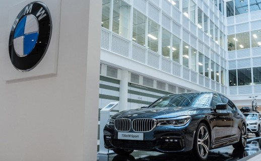Ignite Creative - BMW Group Recruitment Promotional Drive Video