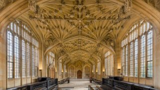 Ignite Creative - Divinity School Bodleian Oxford 360 Video