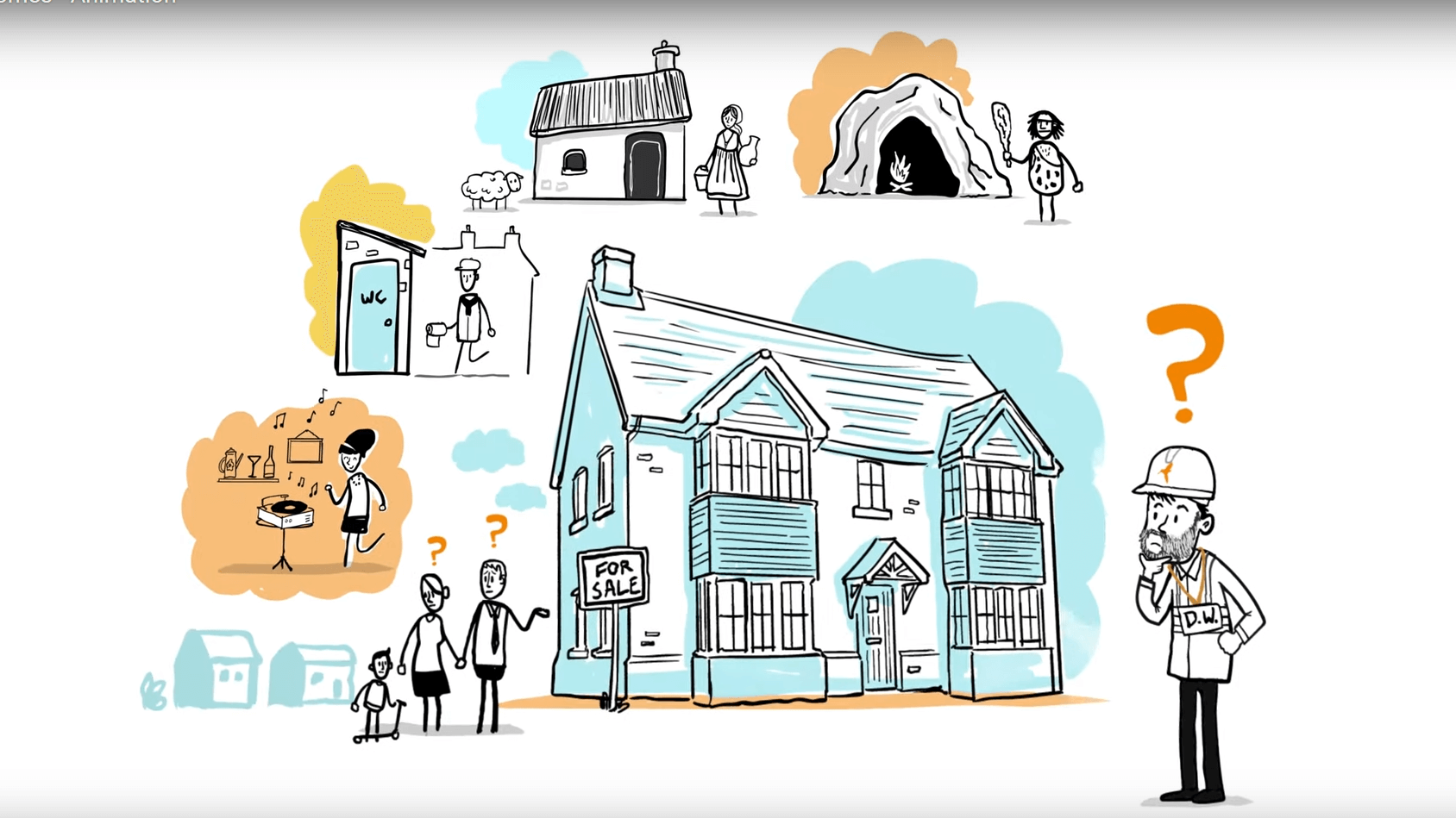 Ignite Creative - Bovis Homes - Animation