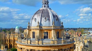 Ignite Creative - Radcliffe Camera Oxford 360 Video