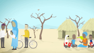 Ignite Creative - Wycliffe Bible Translators - Ripple Effects Animation Video