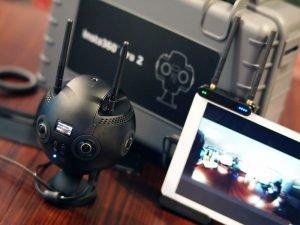 8K Insta360 Pro 2 Camera